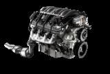 Замена двигателя автомобиля
